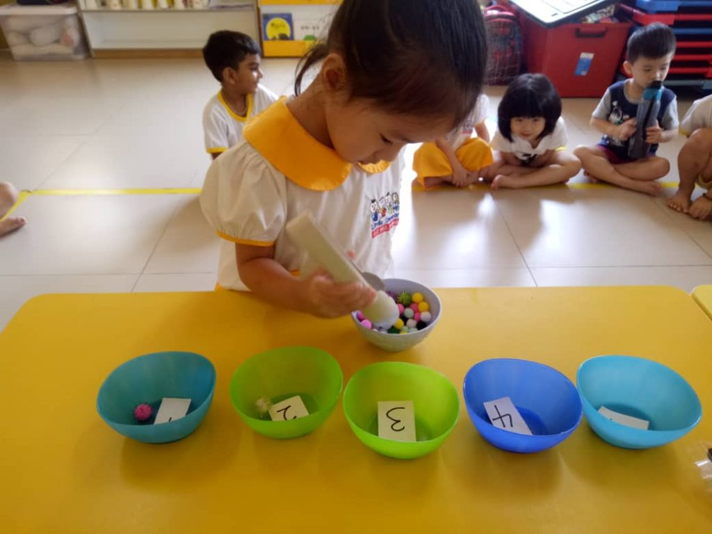Nursery practical Preschool classes Preschool programme