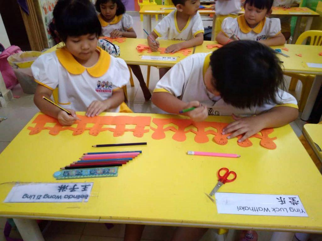 Preschool classes Preschool programme